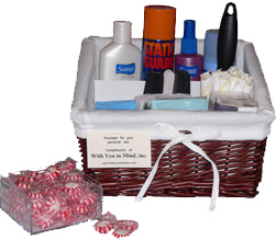 Bathroom Kit weddingsby jane: emergency kits and bathroom baskets