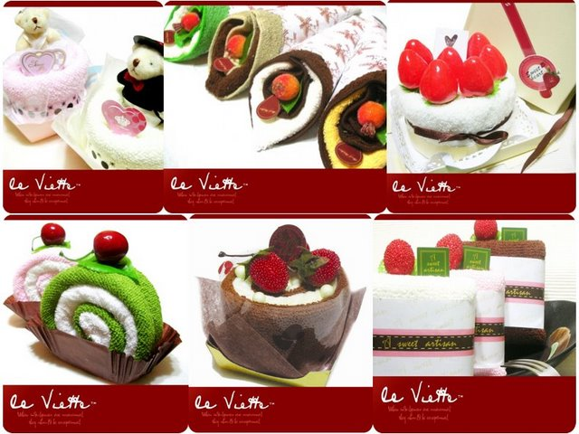 Desserttowel