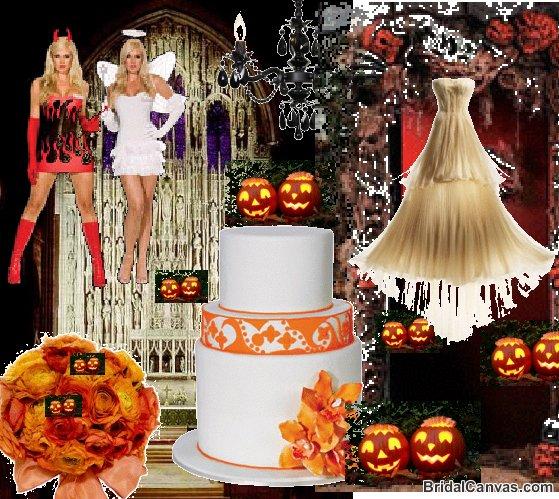 Scare my wedding