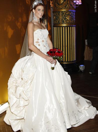 50,000 wedding gown