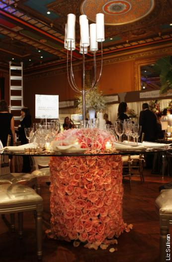 A Table Setting By Event Design Incorporated Shows Just How Lavish Decorations Can Be The Wedding Salon Is Marketed Toward Top 1 Percent Of