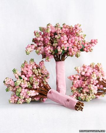 Snowberries Bouquet