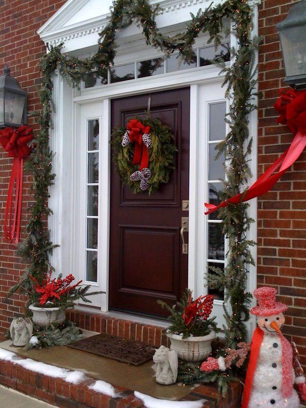 Lori's front door