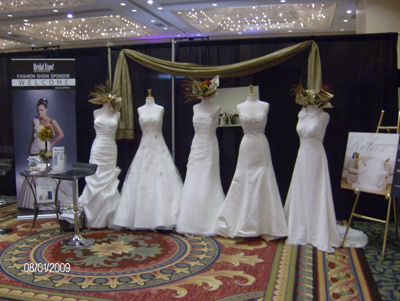 Bridal Expo October 17 2010 Thank you to all the future brides who stopped