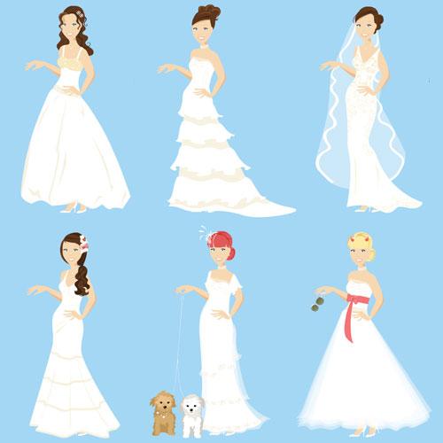 Different wedding styles