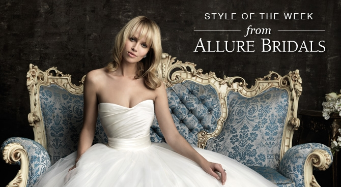 Allure gown of the week